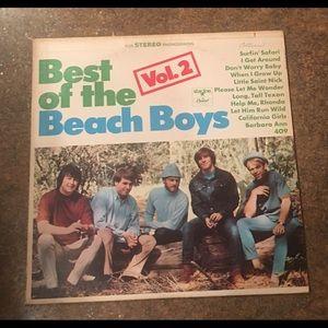 Best Of The Beach Boys Volume 2 Vinyl LP Album